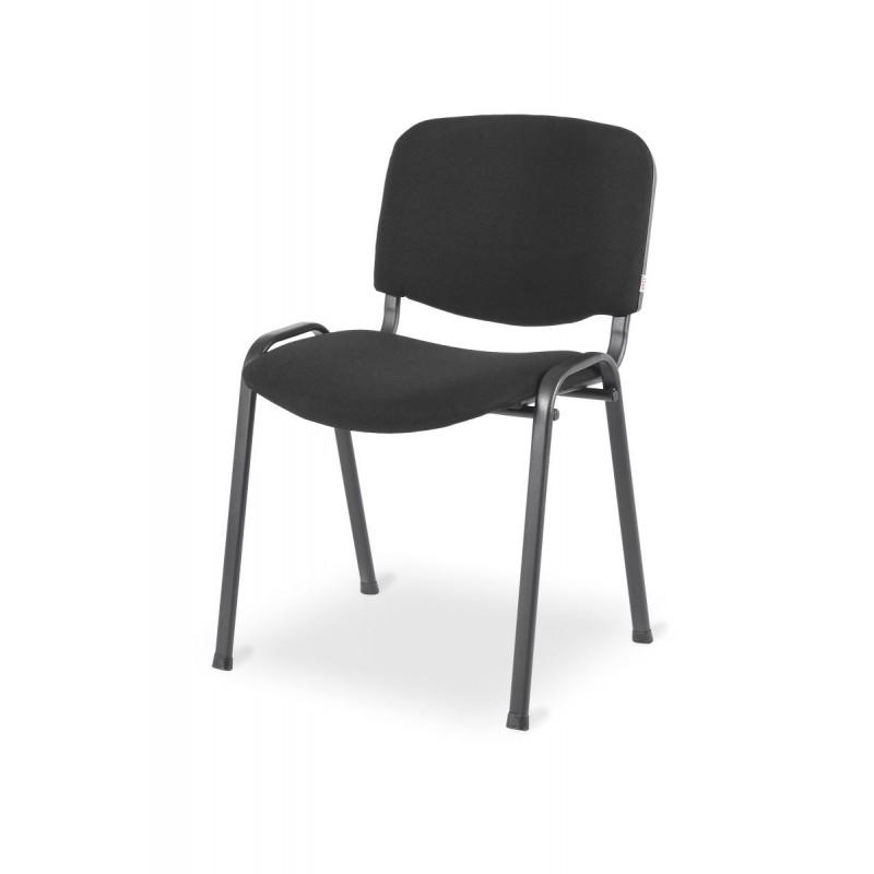 Krzesło konferencyjne ISO 24HBL-T czarne
