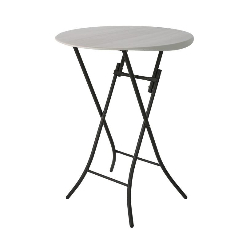 Stół cateringowy koktajlowy 80362 (fi 84cm/ 110cm)