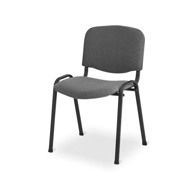 Krzesło konferencyjne ISO 24HBL-T szary