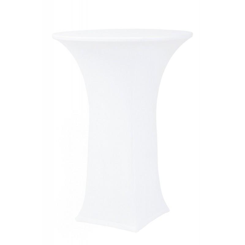 Pokrowiec elastyczny FLEX G 240 biały (fi 83 cm)
